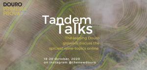Douro Tandem Talks 2020